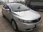 Cần bán Kia Forte SLi 1.6 AT đời 2009, màu bạc, nhập khẩu nguyên chiếc   giá 380 triệu tại Hà Nội