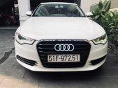 Cần bán lại xe Audi A6 2.0 đời 2014, màu trắng xe nhập giá 1 tỷ 450 tr tại Tp.HCM