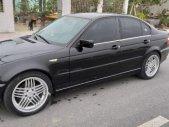 Bán BMW 3 Series 318i sản xuất năm 2003, màu đen, nhập khẩu nguyên chiếc, giá chỉ 230 triệu giá 230 triệu tại Thái Bình