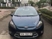 Cần bán lại xe Ford Fiesta năm sản xuất 2011, màu xanh lam, nhập khẩu giá 333 triệu tại Hà Nội