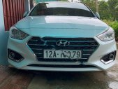 Bán ô tô Hyundai Accent 1.4 AT năm 2018, màu trắng, 570tr giá 570 triệu tại Lạng Sơn