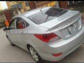 Cần bán Hyundai Accent 1.4AT đời 2012, màu bạc, nhập khẩu giá 385 triệu tại Thái Nguyên