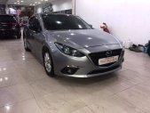 Cần bán Mazda 3 1.5AT Sedan sản xuất năm 2015, màu bạc giá 595 triệu tại Hà Nội