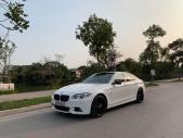 Bán xe BMW 5 Series đời 2014, màu trắng, nhập khẩu giá 1 tỷ 350 tr tại Hà Nội