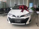Bán xe Toyota Vios 1.5E MT sản xuất 2019, màu trắng giá 531 triệu tại Cần Thơ
