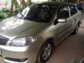Cần bán lại xe Toyota Vios G sản xuất năm 2007, màu vàng, xe nhập giá 220 triệu tại Hà Nội