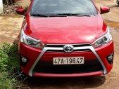 Cần bán xe Yaris màu đỏ, đăng ký lần đầu vào tháng 7/2017 giá 650 triệu tại Đắk Lắk