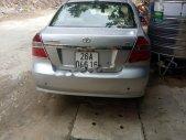 Cần bán Daewoo Gentra SX 1.5 MT 2011, màu bạc, giá 210tr giá 210 triệu tại Sơn La