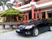 Cần bán lại xe Toyota Camry 2.0E sản xuất 2010, màu đen, giá 720tr giá 720 triệu tại Thanh Hóa