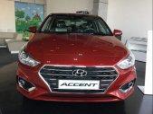 Bán Hyundai Accent 1.4L số sàn 2019, màu đỏ, giao ngay giá 499 triệu tại Cần Thơ
