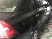 Cần bán Daewoo Gentra đời 2010, màu đen   giá 160 triệu tại Thanh Hóa