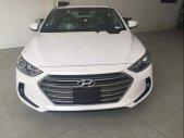 Bán Hyundai Elantra năm sản xuất 2018, màu trắng, giá cạnh tranh giá 604 triệu tại Hà Nội