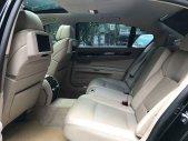 Bán BMW 7 Series 740Li năm 2009, màu đen, nhập khẩu giá 1 tỷ 200 tr tại Tp.HCM
