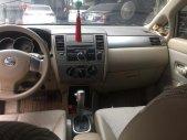Bán ô tô Nissan Tiida sản xuất năm 2008, màu bạc, xe nhập  giá 345 triệu tại Hà Nội