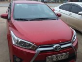 Chính chủ bán Toyota Yaris G đời 2016, màu đỏ, nhập khẩu giá 600 triệu tại Hà Nội