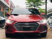 Bán Hyundai Elantra 2.0 AT năm 2017, màu đỏ giá 648 triệu tại Hà Nội