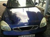Bán xe Daewoo Nubira II 1.6 năm sản xuất 2002, màu xanh lam  giá 105 triệu tại Gia Lai