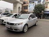 Bán ô tô Kia Forte SLI đời 2009, màu bạc, nhập khẩu Hàn Quốc giá 370 triệu tại Hà Nội