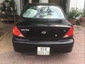 Cần bán xe Kia Spectra đời 2006, màu đen, xe nhập giá 160 triệu tại Kon Tum