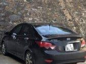Cần bán gấp Hyundai Accent đời 2015, màu đen, xe gia đình giá 468 triệu tại Sơn La