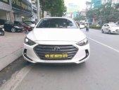 Bán Elantra 1.6AT 2018 màu trắng, chạy rất ít giá 615 triệu tại Hà Nội