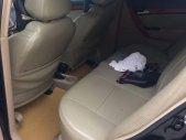 Cần bán lại xe Daewoo Gentra SX 1.5 MT đời 2008, màu đen   giá 152 triệu tại Thanh Hóa