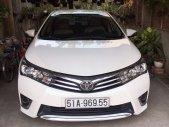 Bán xe gia đình Toyota Altis 1.8G cuối 2014 form mới 2015 giá 545 triệu tại Tp.HCM