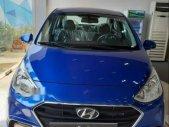 Bán xe Hyundai Grand i10 AT đời 2019, màu xanh lam, giá 420tr giá 420 triệu tại Tp.HCM