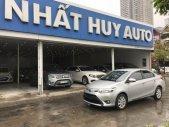 Bán ô tô Toyota Vios 1.5 MT đời 2017, màu bạc giá 495 triệu tại Hà Nội