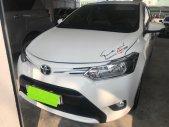 Bán ô tô Toyota Vios 1.5E năm sản xuất 2017, màu trắng, giá chỉ 479 triệu giá 479 triệu tại Tp.HCM