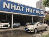 Bán Toyota Vios 1.5 AT năm sản xuất 2018, màu vàng giá 545 triệu tại Hà Nội