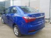 Cần bán xe Hyundai Grand i10 MT đời 2019, màu xanh lam, 350 triệu giá 350 triệu tại Tp.HCM