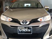 Bán Toyota Vios 2019, giảm giá + tặng phụ kiện + tặng bảo hiểm, đủ màu giao ngay, hỗ trợ trả góp giá 506 triệu tại Tp.HCM