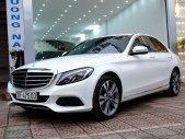 Bán Mercedes C250 năm sản xuất 2017, màu trắng giá 1 tỷ 580 tr tại Hà Nội