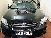 Bán ô tô Toyota Corolla XLI 1.8 đời 2008, màu đen, xe nhập giá 480 triệu tại Tp.HCM