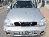 Bán Daewoo Lanos SX đời 2003, màu bạc, nhập khẩu nguyên chiếc còn mới giá 138 triệu tại Tp.HCM