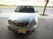 Bán Chevrolet Lacetti EX năm sản xuất 2013, màu bạc giá 255 triệu tại Tp.HCM