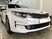 Bán xe Kia Optima 2.0ATH 2017, màu trắng, nguyên zin odo 39k km giá 785 triệu tại Tp.HCM