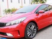 Cần bán lại xe Kia Cerato 1.6AT đời 2017, màu đỏ giá 620 triệu tại Tp.HCM