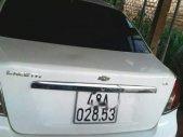 Bán Chevrolet Lacetti EX 2006, màu trắng, giá chỉ 155 triệu giá 155 triệu tại Đắk Nông