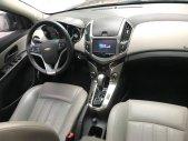 Bán xe Chevrolet Cruze LTZ 2016, số tự động, màu đen giá 423 triệu tại Tp.HCM