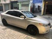 Cần bán Kia Forte 2013 tự động, màu vàng cát, Thaco ráp giá 440 triệu tại Tp.HCM