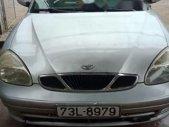 Bán xe Daewoo Nubira 2003, màu bạc xe gia đình giá 580 triệu tại Nghệ An