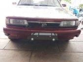 Bán Toyota Camry năm sản xuất 1990, màu đỏ, nhập khẩu xe gia đình giá 125 triệu tại Bình Dương