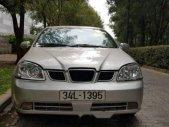 Cần bán gấp Daewoo Lacetti đời 2004, màu bạc, 132tr giá 132 triệu tại Đắk Lắk