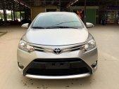 Bán Toyota Vios E sản xuất năm 2014, màu bạc giá 435 triệu tại Thanh Hóa