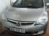 Bán xe Honda Civic đời 2008, màu bạc chính chủ, 310 triệu giá 310 triệu tại Thanh Hóa