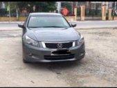 Cần bán lại xe Honda Accord 2.4 sản xuất 2008, màu xám, nhập khẩu giá 465 triệu tại Tp.HCM