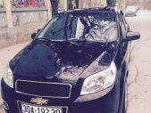 Bán Chevrolet Aveo LTZ 1.5 AT đời 2014, màu đen, số tự động, 310tr giá 310 triệu tại Hà Nội