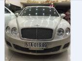 Xe Bentley Continental flying đời 2010, màu trắng, xe nhập giá 4 tỷ 700 tr tại Tp.HCM
